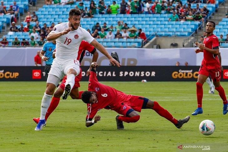 Kanada menghancurkan Kuba 7-0 untuk melaju ke perempat final