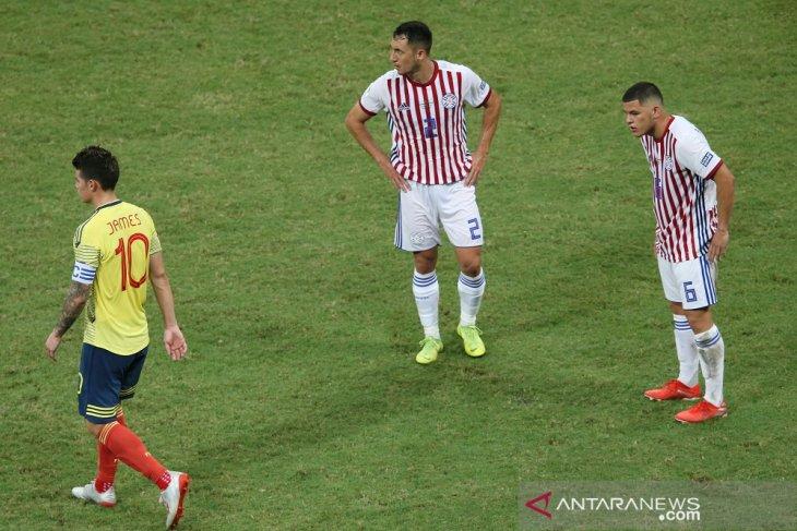Kolombia menang 1-0 atas Paraguay