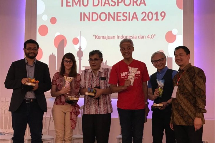Temu Diaspora Indonesia datang dari 15 negara di Eropa