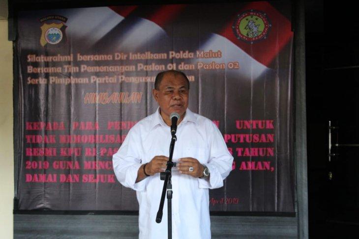 Pemprov Malut  inftrastruktur komunikasi bangkitkan geliat ekonomi