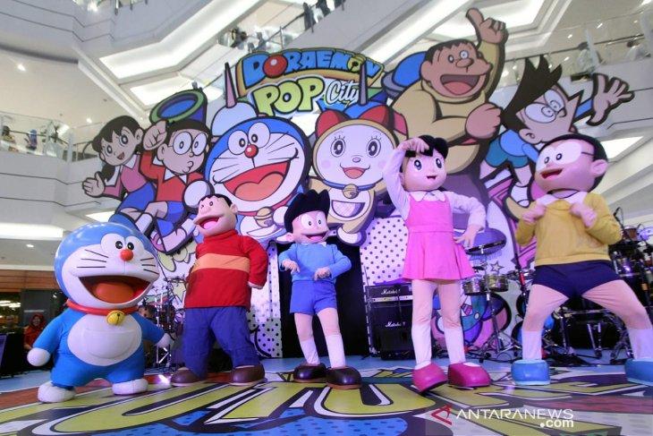 Isi liburan sekolah AEON Mall BSD hadirkan Doraemon