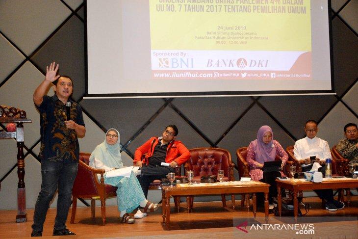 Nasdem lets Jokowi, Ma'ruf Amin choose cabinet members