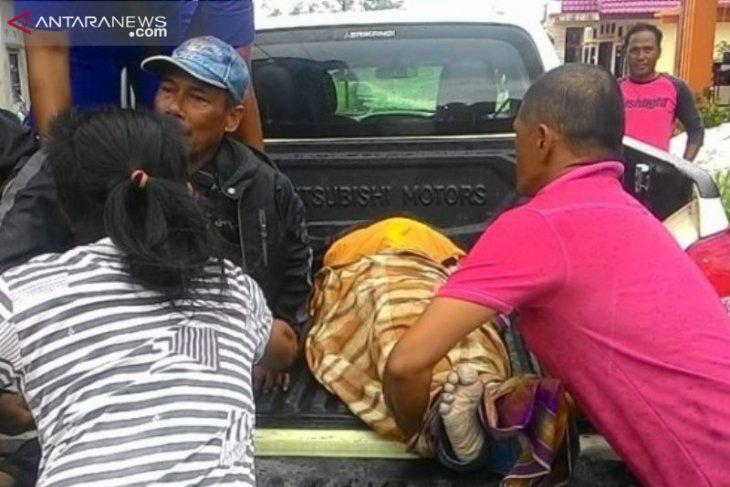 Korban tenggelam di perairan Pulau Gusung dimakamkan