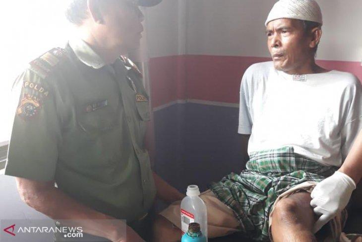 Buaya kembali menyerang  warga di Riau