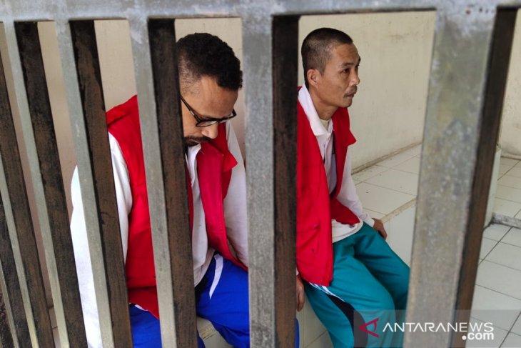 Dua terdakwa kasus sabu 107 kilogram Bengkayang terancam hukuman mati