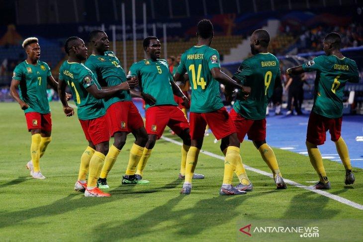 Kamerun tundukkan Guinea-Bissau di Piala Afrika