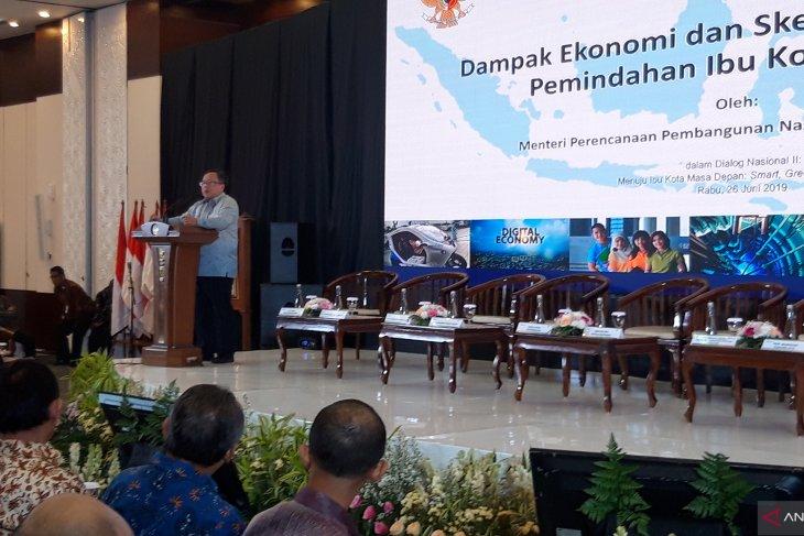 Menteri PPN khawatirkan konversi lahan pertanian  meluas