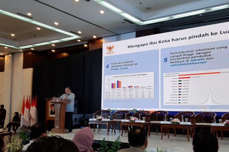 Moving capital city will lessen income inequality: minister