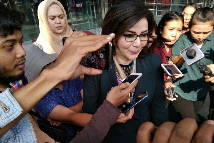Bupati Minahasa Selatan irit bicara setelah diperiksa KPK