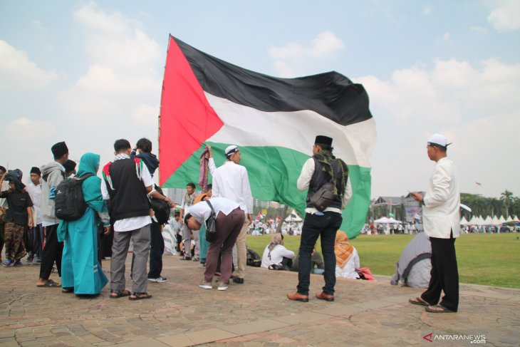 Indonesia's action towards Palestine mirrors anti-colonialism