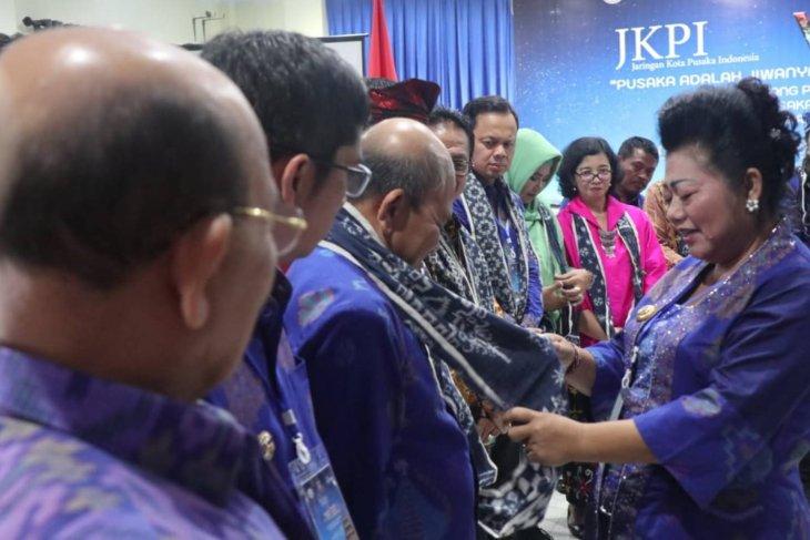 25 kabupaten/kota ikuti rakernas Jaringan Kota Pusaka Indonesia di Karangasem