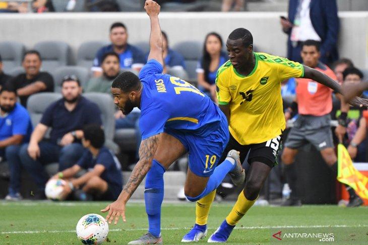 Imbang 1-1 lawan Curacao, Jamaika ke perempat final Piala Emas