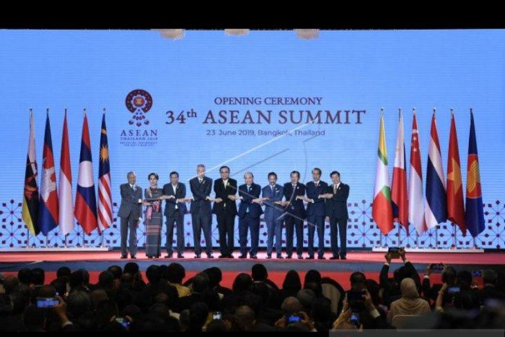 Wawasan Indo-Pasifik usulan Indonesia jadi landasan ASEAN