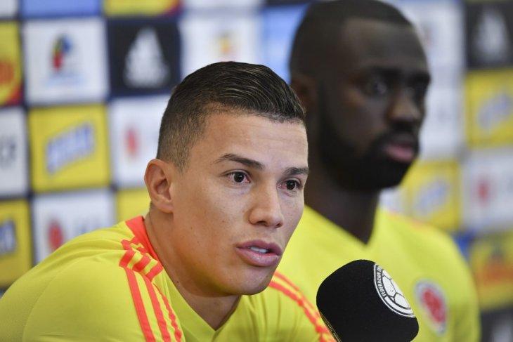Kolombia senang bertemu Chile pada perempat final Copa Amerika