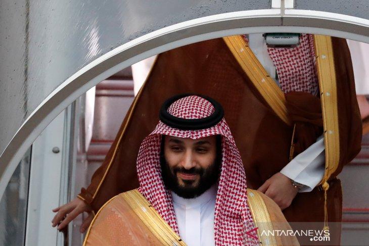Jokowi bahas kerja sama energi saat bertemu Pangeran Saudi