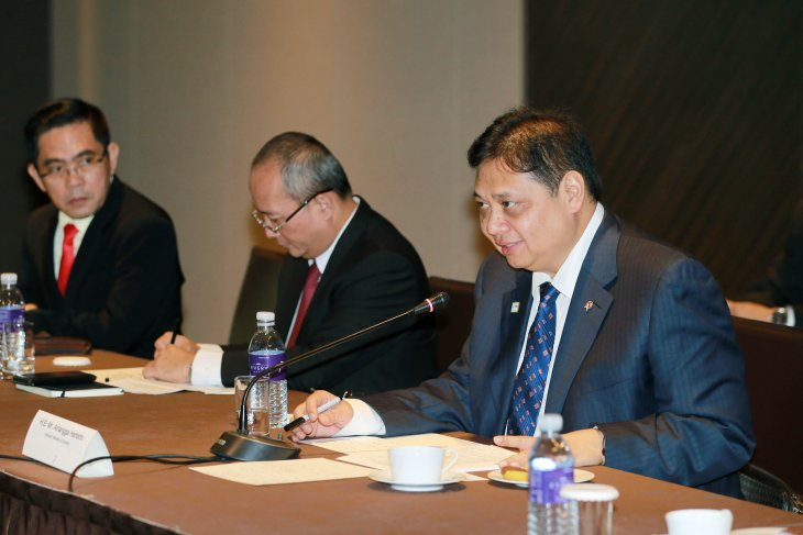 Indonesia, South Korea boost cooperation in industrial sectors