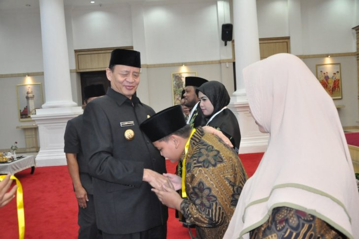 Gubernur Wahidin berharap Banten juara umum STQH Nasional XXV