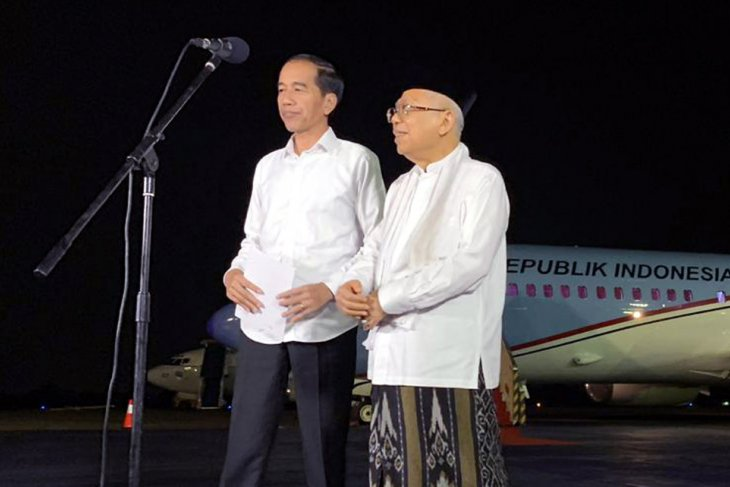 Jokowi vows to become president for all Indonesians