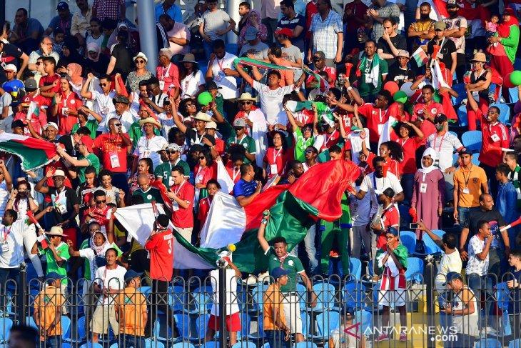 Kegembiraan Madagaskar meluap usai cetak sejarah kemenangan perdana