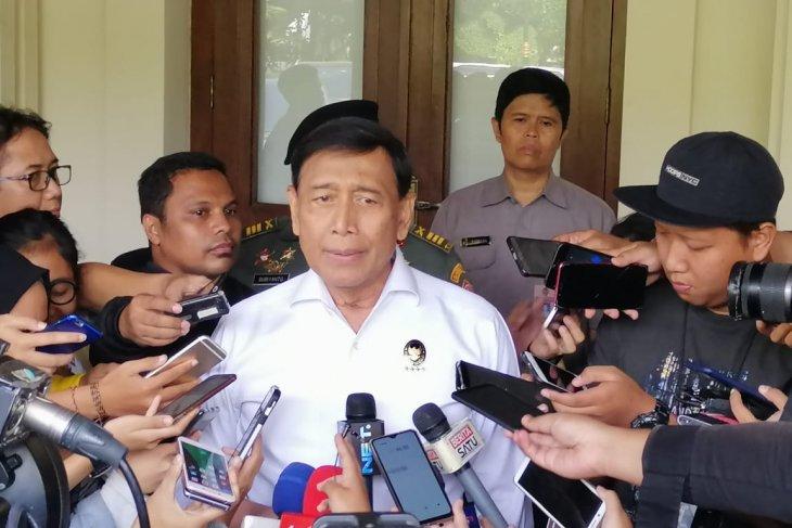 Wiranto: Melanjutkan persaingan hanya  akan lemahkan kekuatan bangsa