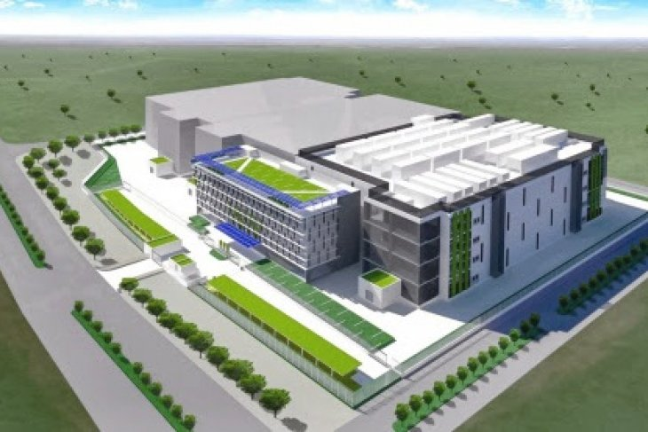NTT Com develops the largest data center in Indonesia