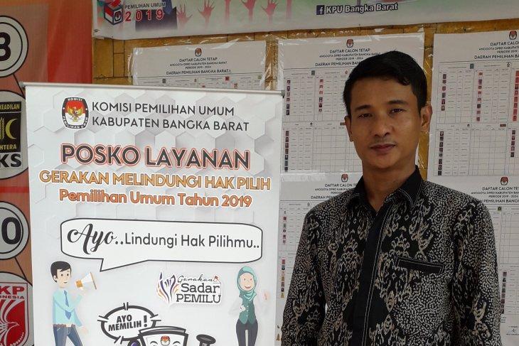 KPU Bangka Barat akan umumkan anggota DPRD terpilih