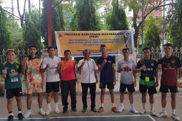 Timnas sepak takraw waspadai Thailand-Malaysia  di Piala Raja