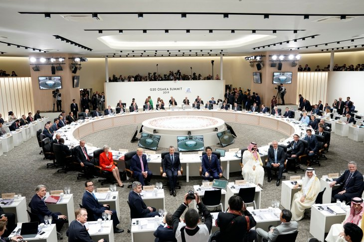 President Jokowi highlights women's empowerment at G20 Summit