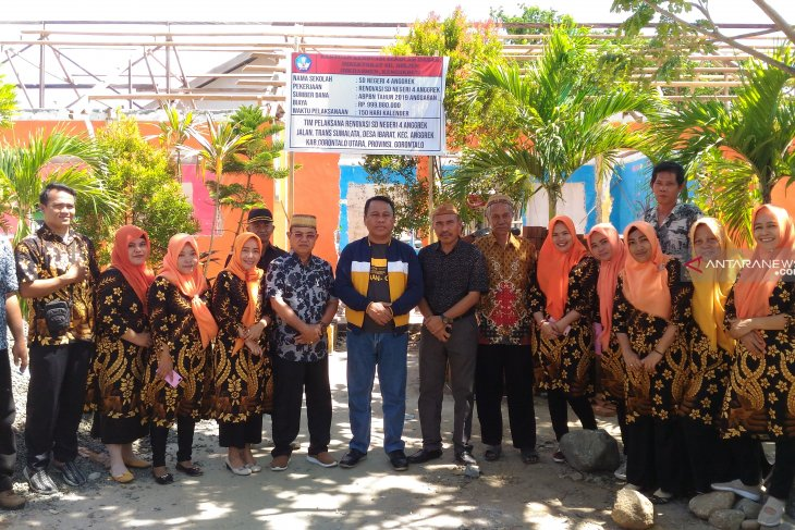 Sekda Gorontalo Utara pastikan pelaksanaan pembangunan sekolah bersumber dari DAK