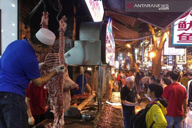 Huimin Jie, Kota Xi'an, China jadi destinasi wisatawan Muslim