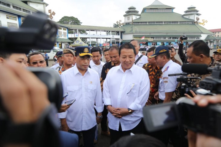 Lampung to have bus station with airport-class services: Minister