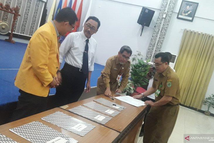 Ribuan Mahasiswa Unmul laksanakan pengabdian masyarakat ke desa/kelurahan