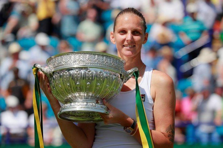 Pliskova tundukkan juara olimpiade Puig