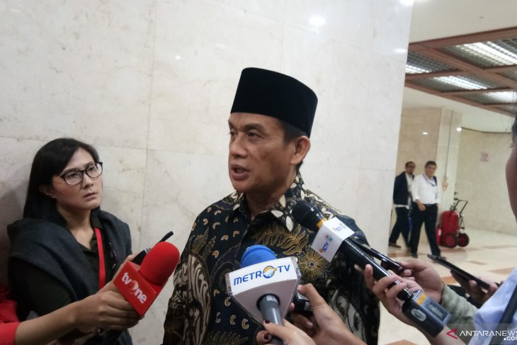 Gerindra Party to stay in opposition in government, parliament