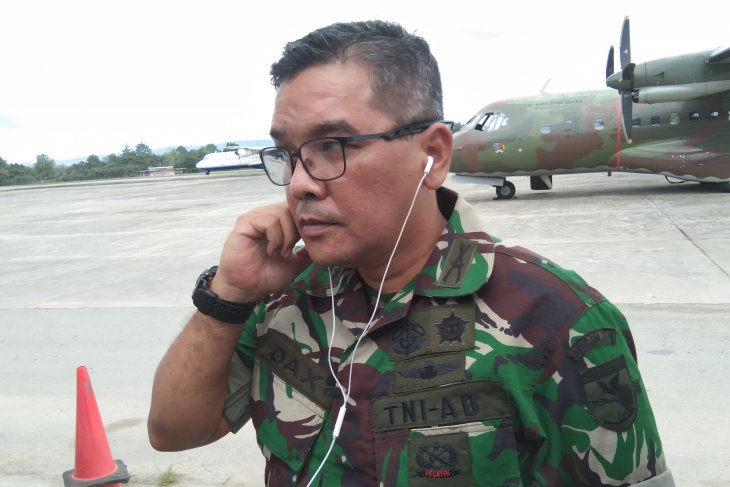 TNI continues search on day four for missing MI-17 Helicopter