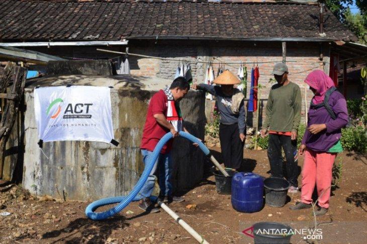 ACT Siap Pasok Air Bersih Kekeringan di Jawa