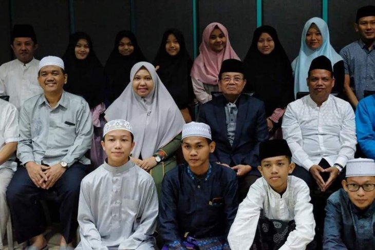 Bupati Masnah berikan dukungan bagi kafilah STQ XXV Jambi
