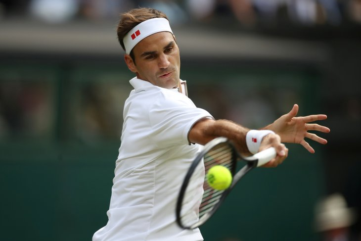 Roger Federer tumbang di Cincinnati