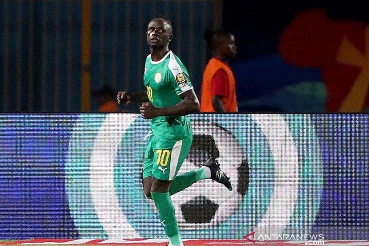 Dua gol Mane kirim Senegal ke 16 besar Piala Afrika