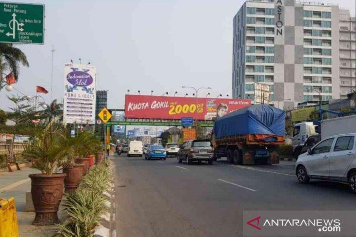waduh, ada 2.000 reklame ilegal di Bekasi sebabkan kebocoran PAD