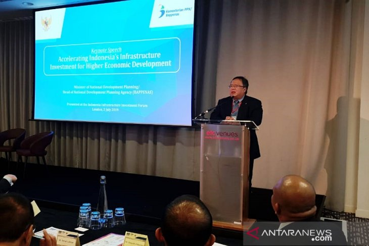 Bappenas invites UK to increase investments in Indonesia