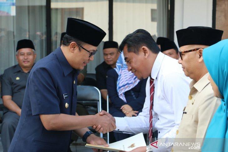 Anggota Polresta Sukabumi dapat penghargaan karena aktif berantas peredaran narkoba