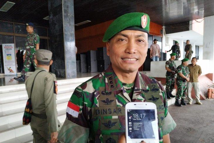 Bupati Pegbin tanyai warga terkait keberadaan helikopter MI 17