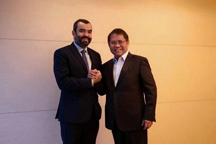 Indonesia explores digital cooperation with Saudi Arabia