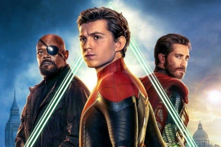 Spider-Man: Far From Home hari ini tayang di bioskop Indonesia