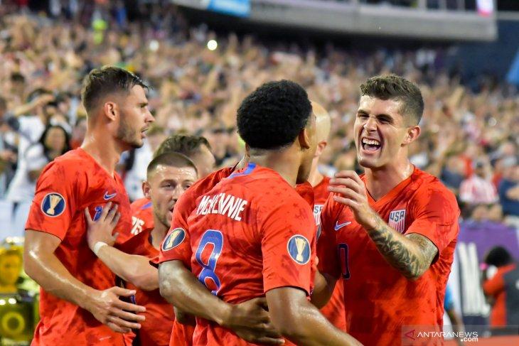 AS ke final Piala Emas setelah  singkirkan Jamaika