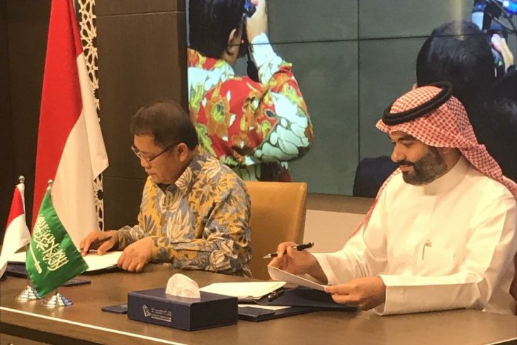 Indonesia, Saudi Arabia sign MoU on digital cooperation