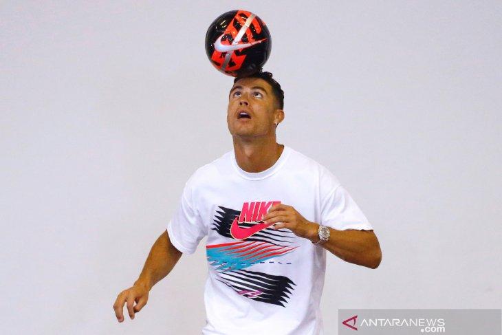 Ronaldo yakin Juventus juara Champions tahun ini atau musim depan