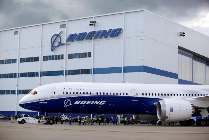 Boeing janjikan 100 juta dolar bagi keluarga korban pesawat 737 Max di Indonesia