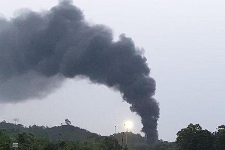 Brigdalkar Tahura Sultan Taha kekurangan peralatan pemadam api